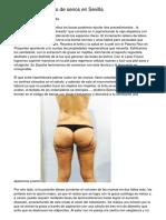 clinicas de aumento de senos en Sevilla