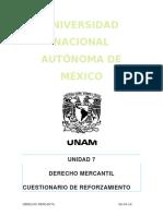 Unidad 7 Cuestionario de Reforzamiento DIAZ - Copia