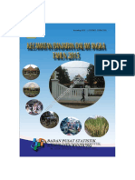 Kecamatan Banjaran Dalam Angka 2015