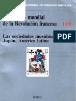 Impacto de Revolucion Francesa