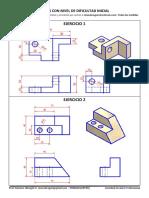 Ejercicio 001 - Basicos 8 Solidos