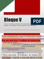 Bloque V. Biología 2
