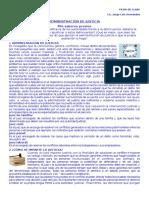 s4 - Ficha - Fcc 4º - Administración de Justicia en El Perú