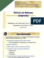 JU_Método de Mahoney