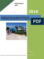 Plan de Ruido - Huayrapata