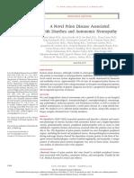 Novel Prion Disease Associated