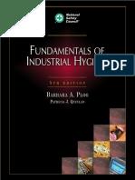 NSC Manual Industrial Hygiene
