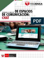 Lectura 4_Gestión de Espacios de Comunicación Chat