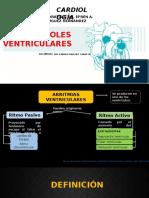 Extrasistoles ventriculares