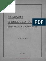 D. Padure - Basarabia si Bucovina de Sus.pdf