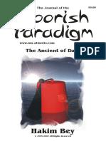 Moorish Paradigm Book 4