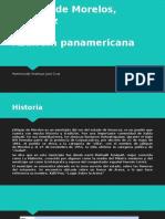 Jáltipan de Morelos, Veracruz - Azufrera Panamericana - Presentacion