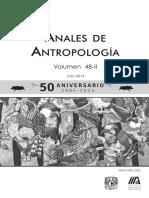 Entrevista Con Eduardo Viveiros de Castro, Anales de Antropología