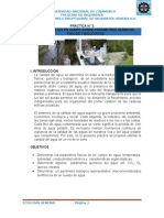 PRACTICA N°02 ecología