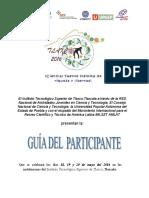 Guia Del Participante Expociencias 2016