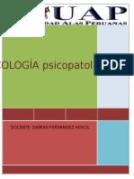 TRABAJO Psicopatologiaaaaa11111111111