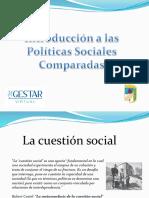 POLITICAS SOCIALES COMPARADAS