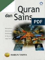 AL QURAN DAN SAINS. Indonesian. Bahasa Indonesia