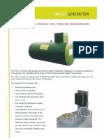 Praamc Fuel Tank Diemension