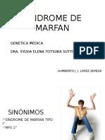 Sx de Marfan-stickler Finalkey