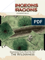 [D&D 4.0] Dungeon Tiles Master Set - The Wilderness