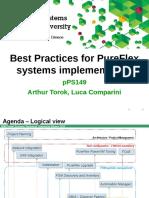 IBM PureFlex Implementation Best Practices