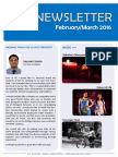 AIT SU Newsletter (February-March 2016)