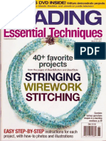 Bead&Button Special 2007 -  Beading basics essential techniques.pdf