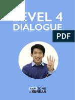 TTMIK Level 4 Dialogue
