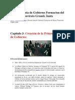 Creación de la Primera Junta de Gobierno.docx