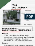 Presentasi Annex III-Narkotika Dan Psikotropika