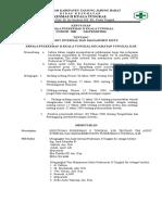 Sk Audit Internal Dan Manajemen Mutu