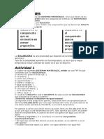 SOLUCIONES Información y Actividades
