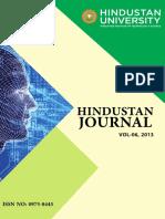 Hindustan Journal Vol-6