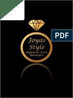 Catálogo Joyas Acero Q 2016 Mayo SP