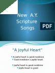 New AY Songs