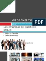 Giros-empresariales