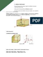 Solide Cristaline - Retele Cristaline