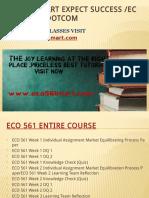 ECO 561 MART Expect Success Eco561martdotcom