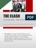 The clash - proiect franceza