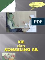 1. Konseling Dan KB
