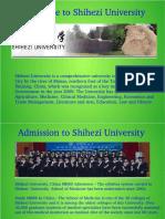 Shihezi University PPT
