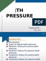 Ch 2 Earth Pressure