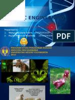 Presentasi Rekayasa Genetika