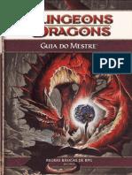 [D&D 4.0] Guia Do Mestre 1