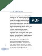 MarketTimingModel_Handbuch