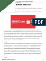 ¿Cómo Emprender Un Despacho de Arquitectura_ _ Arquinétpolis