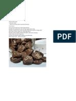 Biskut Coklat Badam