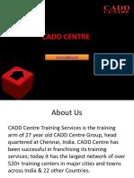 AutoCAD Training Centre