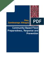 Region9 Siay - Community Based Flood Preparedness, Response and Prevention